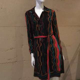 Hale Bob Shirt Dress