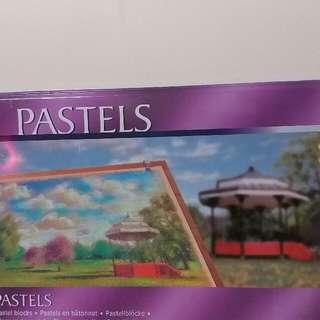 Derwent 36 Pastels blocks