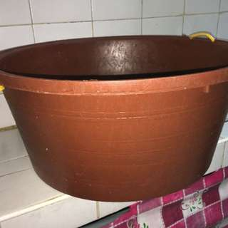"Banyera ""CIRCLE"" Bilog use as Plant Box Fish Laundry Pool"