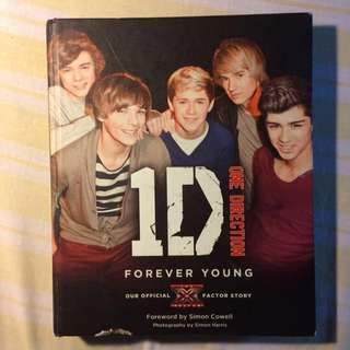 ONE DIRECTION Forever Young Official X Factor Story