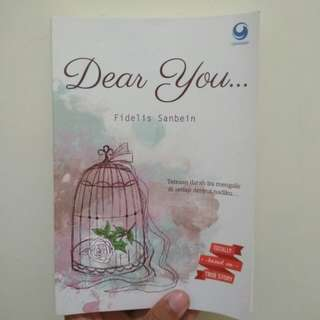 Novel Dear You...