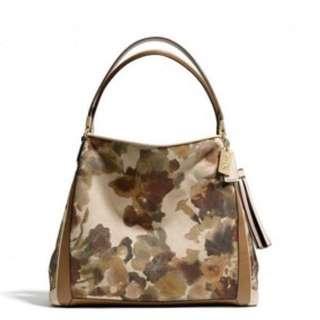 Coach Floral Bag