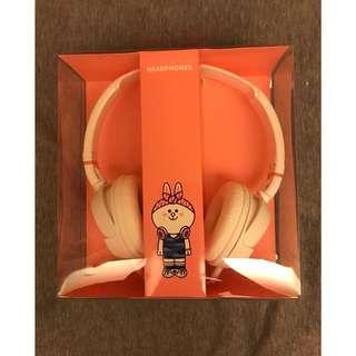 🚚 兔兔耳罩式耳機