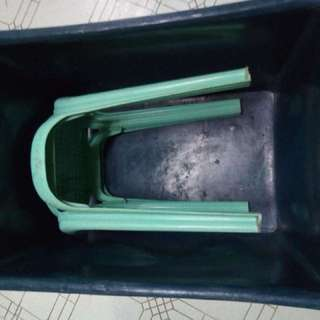 "Banyera ""BOX"" use as Plant Box Basurahan Tub Laundry Pale"