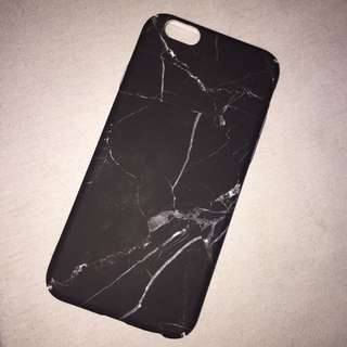 iPhone 6/6s matte marble case