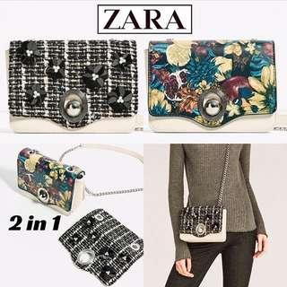 Zara bag 2 in 1