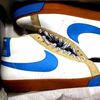 Nike Sb Premium Blazer Milk Crate  (Original)
