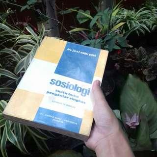 sosiologi: suatu buku pengantar ringkas