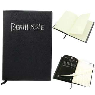 Death Note Book @ $8