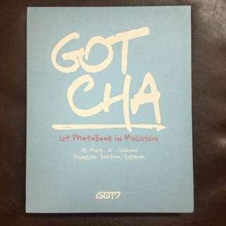 [WTS] <GOT7 GOTCHA - 1st Photobook in Malaysia>