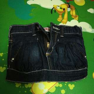 Kiko jeans skirt😍