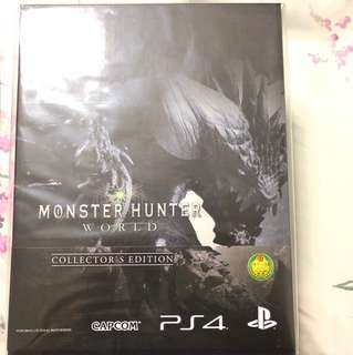 Monster hunter collector's edition