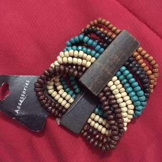 5 color bracelet