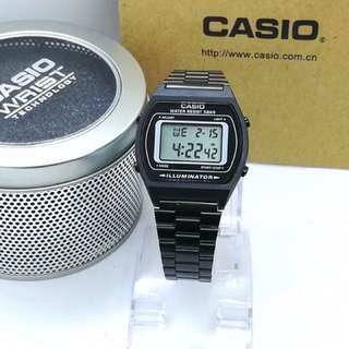 Casio Vintage Matte Black OEM