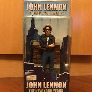John Lennon The New York Years 公仔