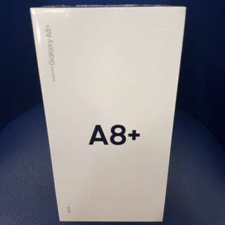 Samsung A8+ Kredit Free Sandisk 32GB