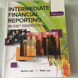 Intermediate financial reporting 3rd edition