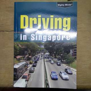 Driving in Singapore (7th edition)