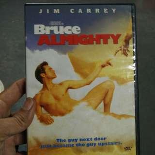 英文电影DVD $5