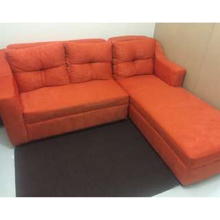 3-seater sectional couch