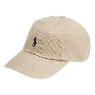 Polo beige hat