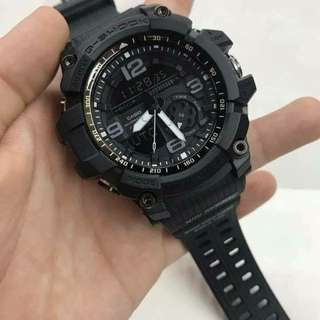 MUDMASTER ALL BLACK WATCH