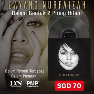 Dayang Nurfaizah new release on vinyl record