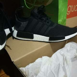 SUPER EXCLUSIVE NMD R1 black