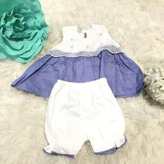 baju baby set