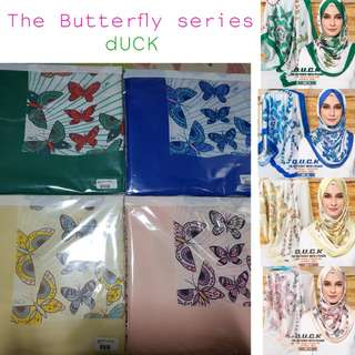 The Butterfly Series dUCK || INSTOCK ||