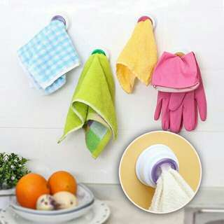 Towel/mat holder