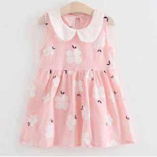 Cherry Blossom Dress in Pink