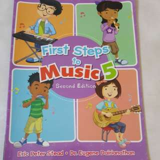 P5 First Steps to Music 5