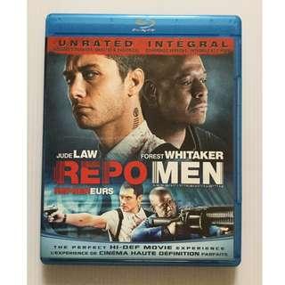 Repo Men Blu Ray