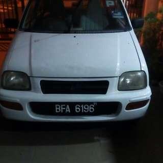 Perodua kancil for sell