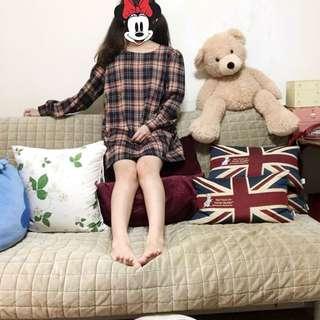 🚚 《二手變新歡》Yami&Heymitemite格子洋裝