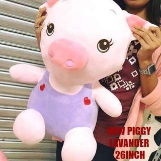 New Piggy Stuff Toy (26 inches)