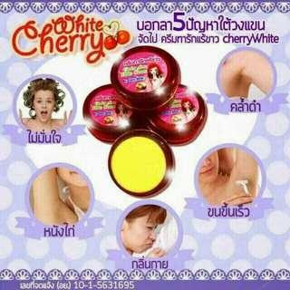 Cherry cream under arm whitening