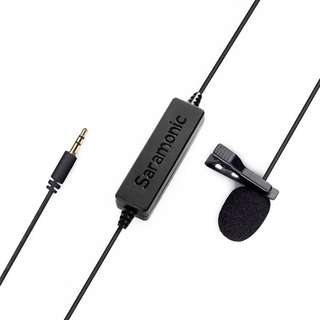 BRAND NEW SARAMONIC LavMicro Broadcast Quality Lavalier Omnidirectional Microphone