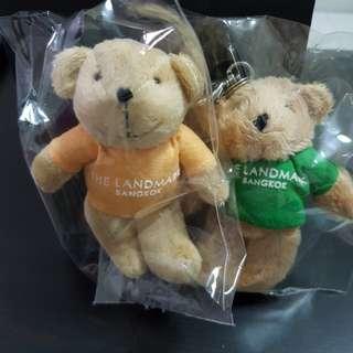 Teddy Bear mini Key Chain