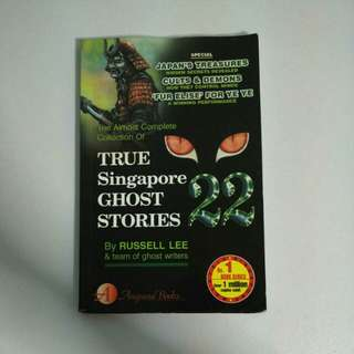 True Singapore Ghost Stories 22