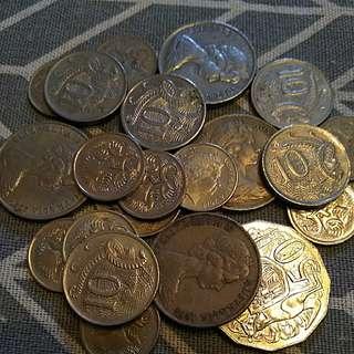 $5 for Australia Coins