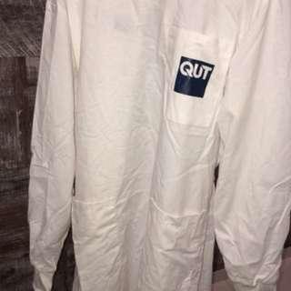 Qut lab coat