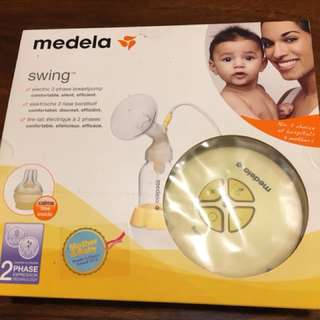 Preloved Medela single Swing