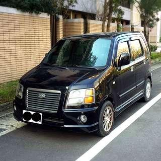 05年 鈴木 Solio 轎車版