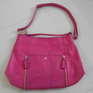 Repriced! Pink Sling/Hand Bag