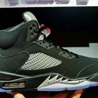 J5 Nike Air OG Metallic