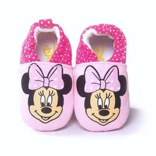 <Instock> Baby Pre-Walker Shoes (Minnie)