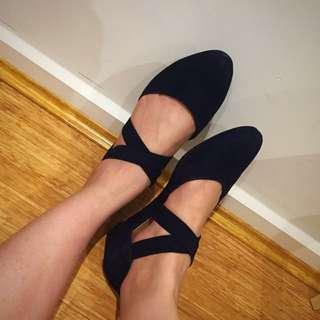 Easy Step Ballerina Flat