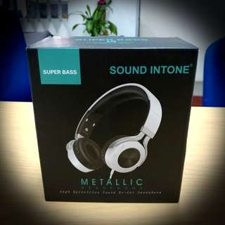 Super Bass Metallic Headphone